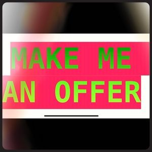Offers welcomed !